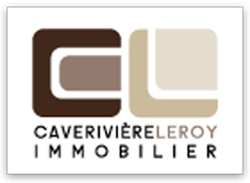 logo Caveriviere leroy immo